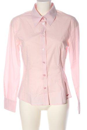 Esprit Langarmhemd pink Casual-Look