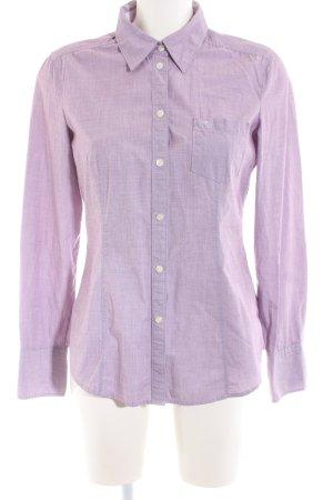 Esprit Langarmhemd pink meliert Casual-Look