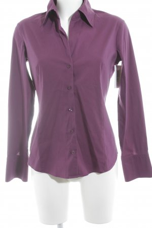 Esprit Langarmhemd purpur Casual-Look