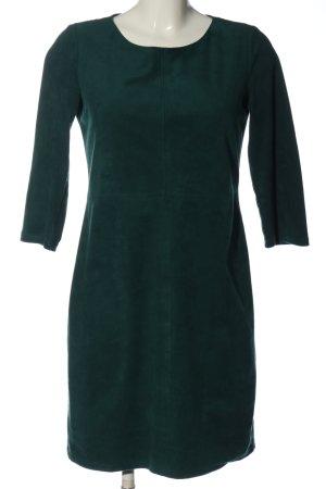 Esprit Langarmkleid grün Casual-Look