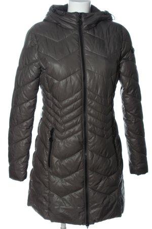 Esprit Lang jack zwart quilten patroon casual uitstraling