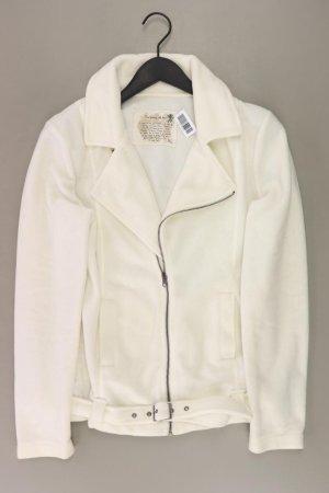 Esprit Lange Jacke Größe XL weiß aus Polyester
