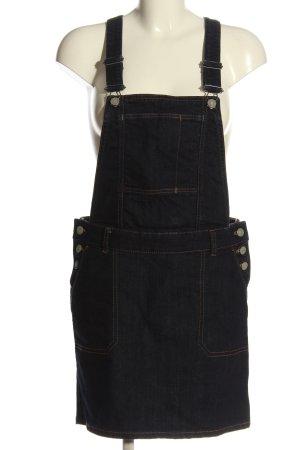 Esprit Overgooier overall rok zwart casual uitstraling