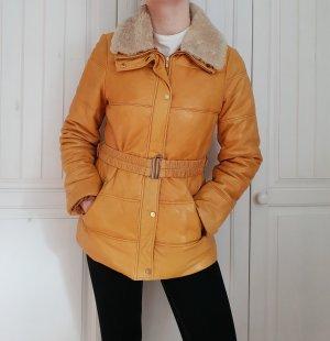 Esprit Leder Jacke Parka Echtleder Mantel Strickjacke Cardigan pulli pullover Trenchcoat blazer hemd bluse hoodie