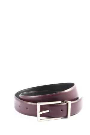 Esprit Leather Belt lilac casual look