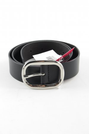 Esprit Leather Belt black casual look