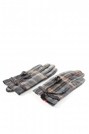 Esprit Leather Gloves allover print casual look