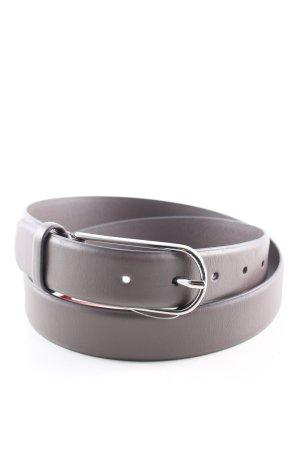 Esprit Cintura in ecopelle grigio chiaro stile casual