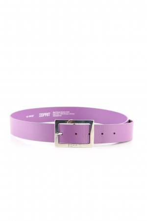 Esprit Faux Leather Belt pink casual look