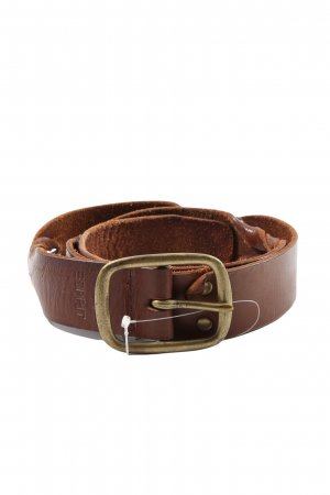 Esprit Faux Leather Belt brown casual look