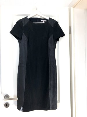 Esprit Leather Dress black