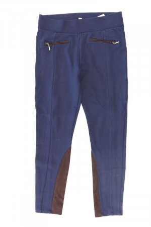 Esprit Leggings Größe L blau aus Viskose