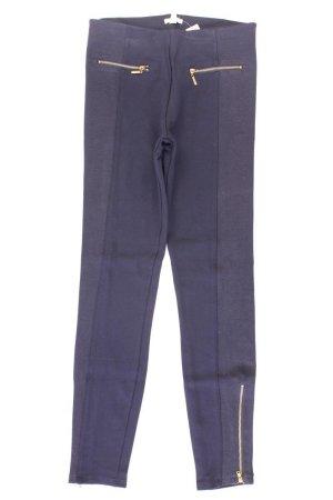 Esprit Leggings Größe S blau aus Viskose