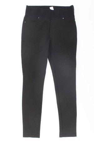 Esprit Leggings mit elastischem Bund schwarz Größe M