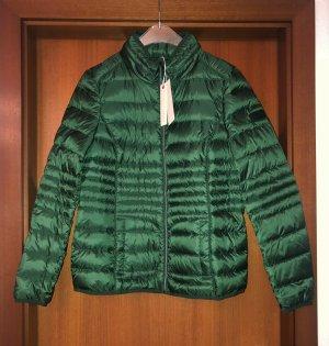 Esprit Leichte Daunenjacke Daunen Jacke 40 grün waldgrün Neu