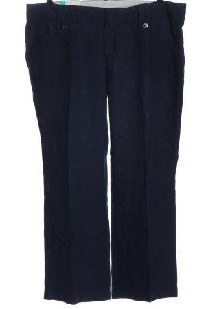Esprit Pantalón de lino azul look casual