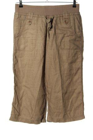 Esprit Linen Pants brown casual look