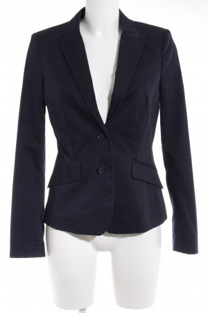 Esprit Long-Blazer anthrazit Business-Look