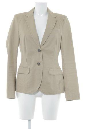Esprit Long-Blazer beige Business-Look