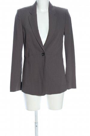 Esprit Long-Blazer hellgrau Business-Look