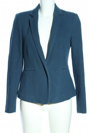 Esprit Long-Blazer blau Business-Look