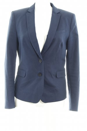 Esprit Long-Blazer dunkelblau Business-Look