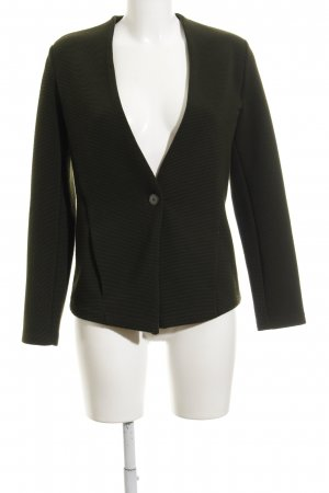 Esprit Long-Blazer dunkelgrün Casual-Look
