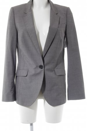 Esprit Long-Blazer grau-stahlblau Business-Look
