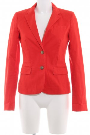 Esprit Long-Blazer rot Business-Look
