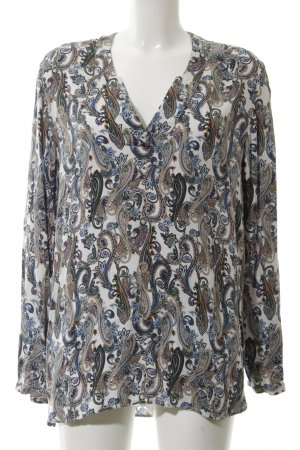 Esprit Long-Bluse Mustermix Casual-Look