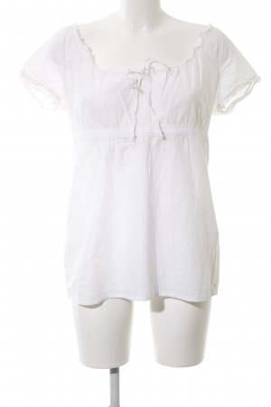Esprit Long Blouse white casual look