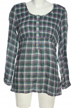 Esprit Long-Bluse Allover-Druck Casual-Look