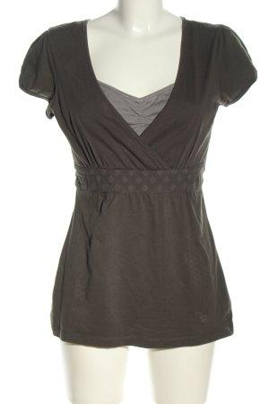 Esprit Camicia lunga grigio chiaro stile casual