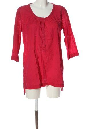 Esprit Longshirt rot Casual-Look