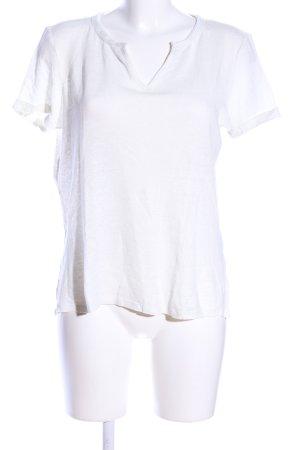 Esprit Longshirt weiß Casual-Look
