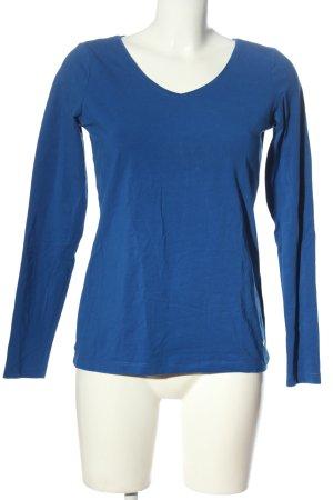 Esprit Longsleeve blau Elegant
