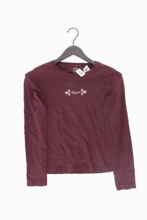 Esprit Longsleeve-Shirt Größe L Langarm lila