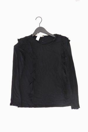 Esprit Longsleeve-Shirt Größe L Langarm schwarz