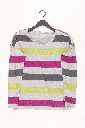 Esprit Longsleeve-Shirt Größe M Langarm mehrfarbig aus Baumwolle