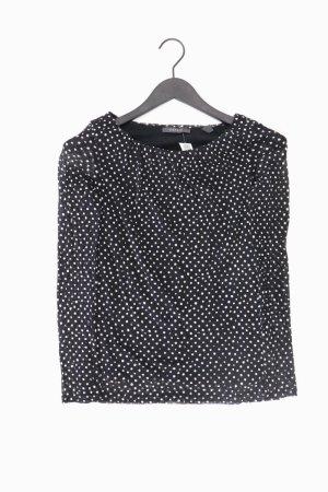 Esprit Longsleeve-Shirt Größe M Langarm schwarz