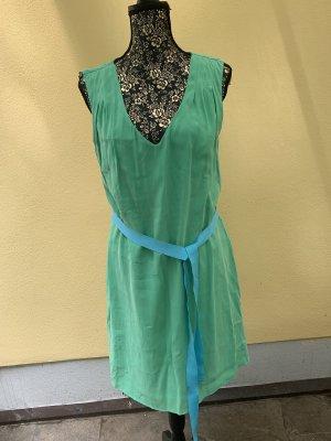 Esprit* luftiges Sommerkleid* Gr.38* grün