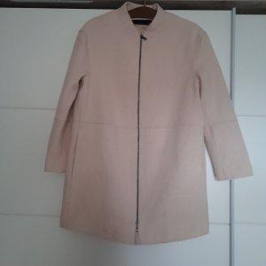 adc by Esprit Krótki płaszcz różany Bawełna