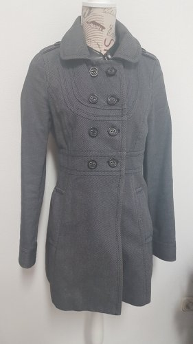 edc by Esprit Robe manteau gris anthracite