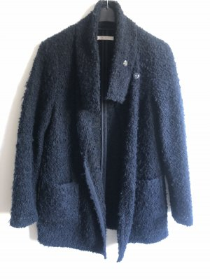 Esprit Wool Coat dark blue