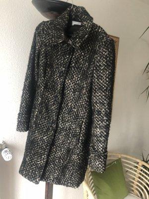 Esprit Wełniany płaszcz Wielokolorowy Wełna