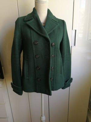 Edc Esprit Between-Seasons-Coat grey-dark green