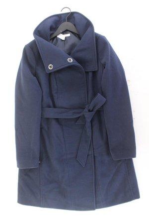 Esprit Coat blue-neon blue-dark blue-azure polyester
