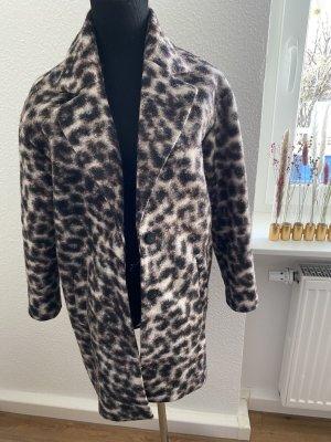 Esprit Mantel Leoparden Leo Look