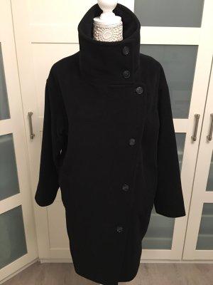 Esprit Krótki płaszcz czarny