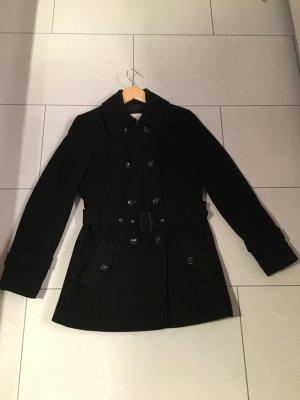 Esprit Heavy Pea Coat black